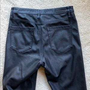 Blank NYC Pants - Blank NYC Vegan Leather Pants - 27